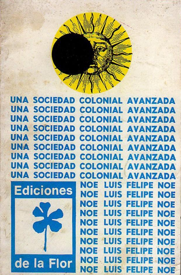 Portada Una sociedad colonial avanzada