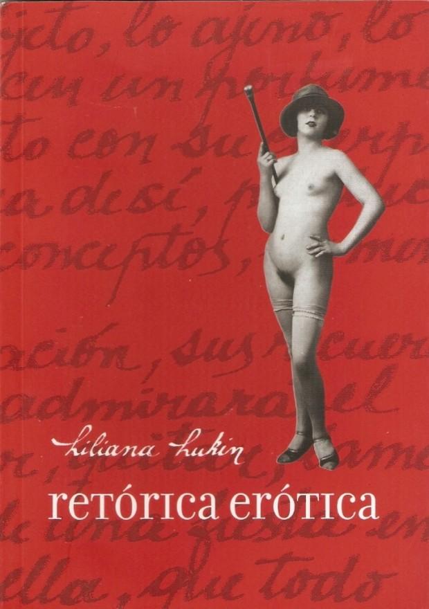 Portada Retórica erótica