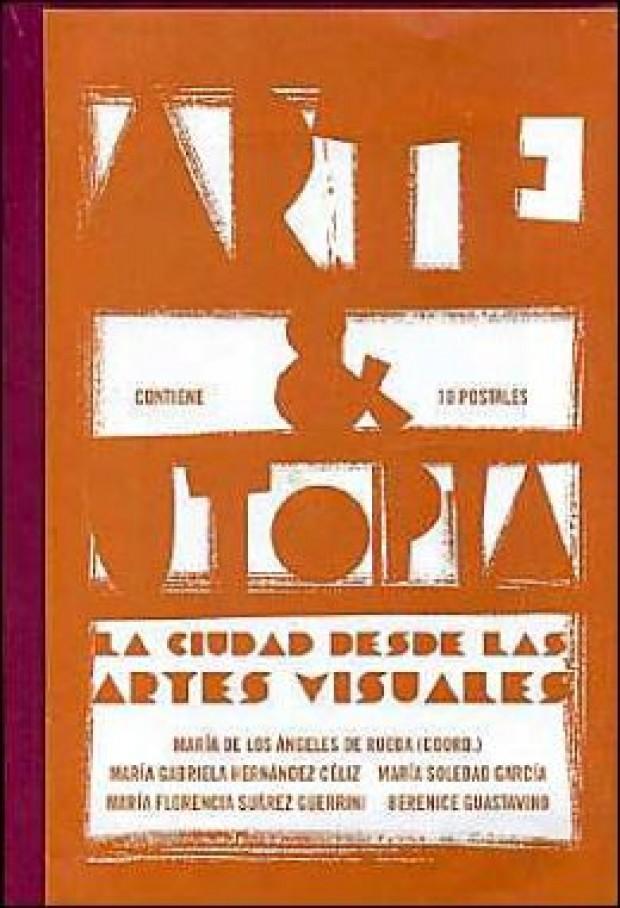 Portada Arte y utopía